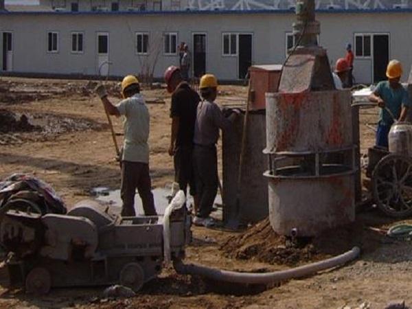 钢管螺旋钻进桩桩基础施工方案
