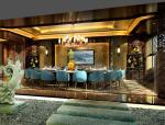 华丽餐厅包厢3D模型下载