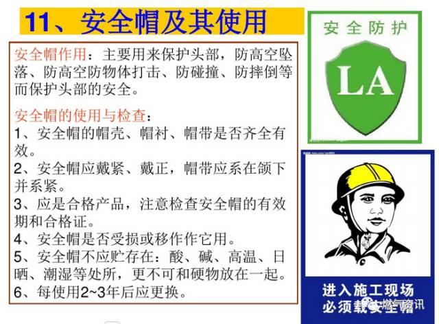 燃气工程施工安全培训(现场图片全了)_24
