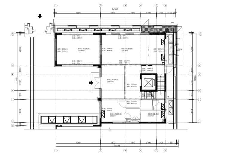 [北京]鲁能集团优山美地样板别墅施工图(附效果图)
