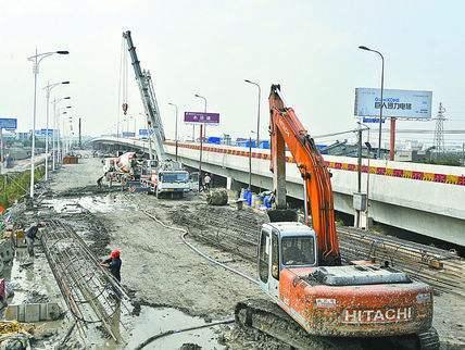 公路改建工程施工组织设计(39页)