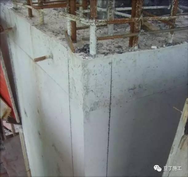 实用施工质量控制标准做法,看完施工经验暴增两年(模板)