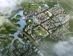 【广东】某镇中心城区城市设计和控制性详细规划方案文本PDF——AECOM(64页)