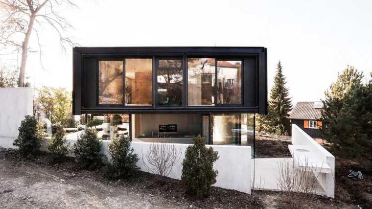 瑞士Riehen住宅