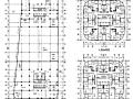 大连飞通广场二期的结构设计