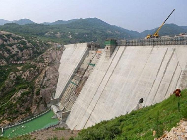 大坝砌石及坝体混凝土施工方案
