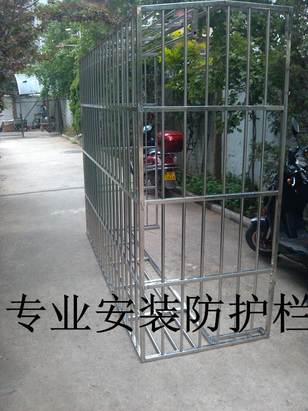 崇文区磁器口安小区防护窗不锈钢阳台防盗网护栏