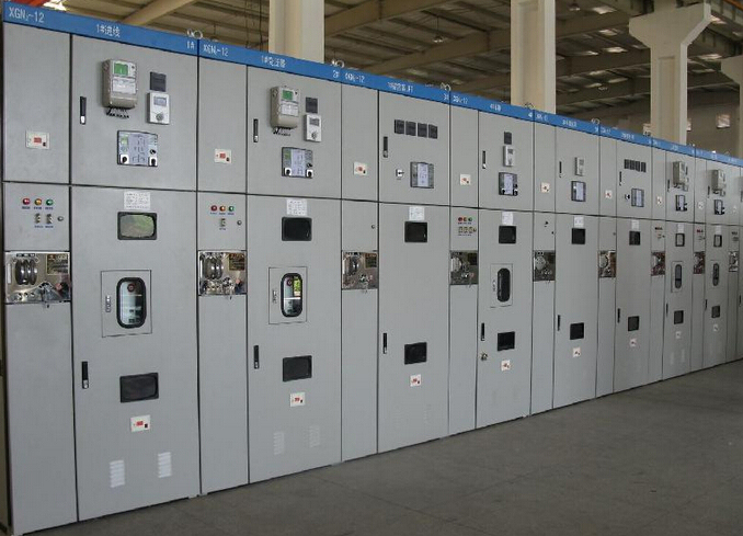 配电箱、配电柜、开关柜、控制箱的区别