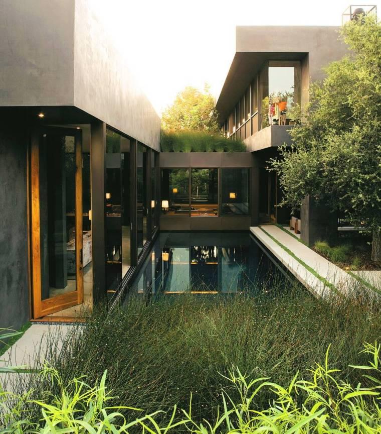 美国加州维也纳住宅景观_6