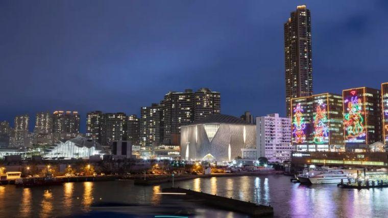 历时8年香港戏曲中心终于落成
