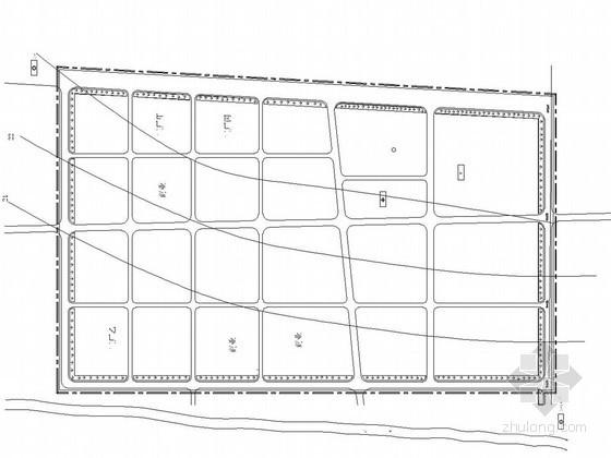 [河北]某县市政给排水管网课程设计(给水 排水 雨水 图纸)