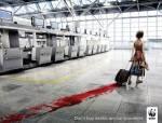 震撼!十大触目惊心的环保广告