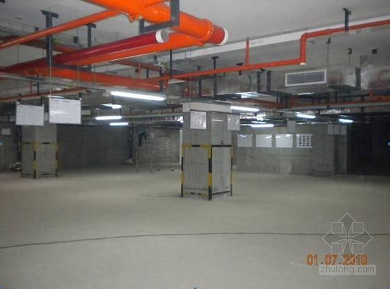 [四川]超高层办公楼工程成品保护专项施工方案(28页 附图)