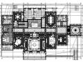 [上海]花园小区双层欧式别墅装修图(含效果)