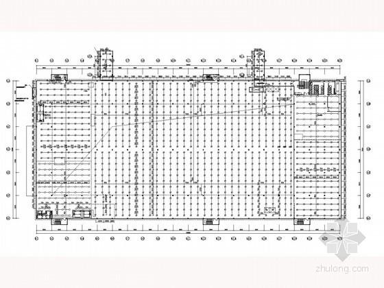 工业厂房建筑消防水系统施工图