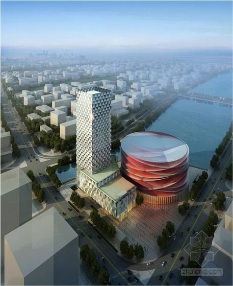 [武汉]大型中央文化旅游区秀场空调系统设计说明(PPT介绍)