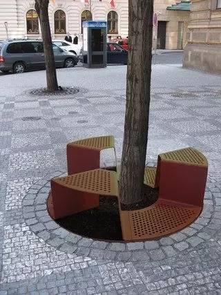 这才是景观座椅的正确打开方式!!_20