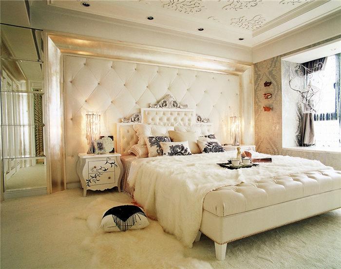 2015时尚小户型卧室简约装修七十五款图片大全