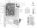 [浙江]文化广场规划设计总平面图