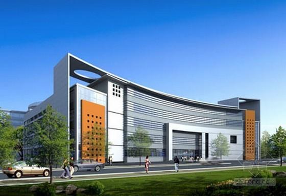 [广州]学校建筑安装工程量清单计价实例(含全套图纸)