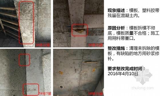 [天津]住宅小区项目阶段性检查报告(质量 安全 标准化)