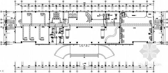 [宁波]小型办公楼空调设计施工图