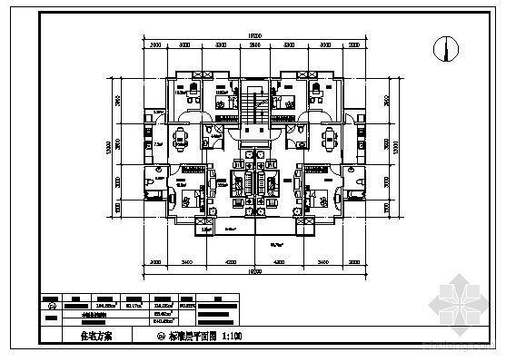 三室两厅两卫(118.06m2)