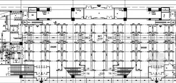 [黑龙江]火车站空调采暖通风设计施工图