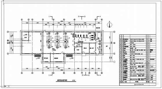 锅炉房系统及平面图