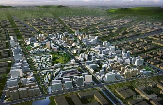[浙江]城市综合体规划及单体设计方案文本