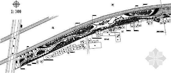 杭州城东桥段运河公园南段施工图