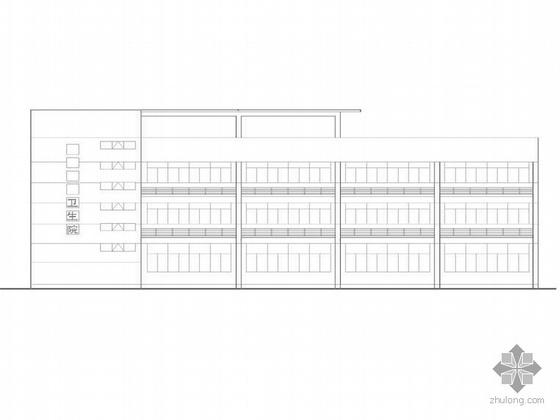 [温州]某卫生院建筑施工图