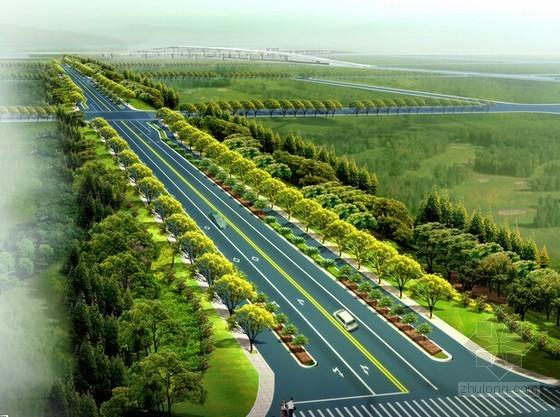 [广东]2015年道路生态景观带提升工程监理合同