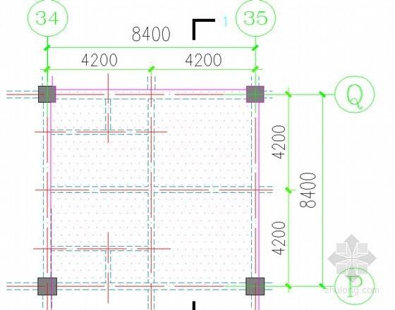 [陕西]高大模板工程支撑架施工方案