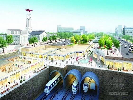 [河北]六线铁路隧道施工图161张(国内知名工程)