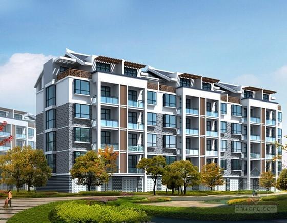 [湖南]2014年5层砖混结构住宅楼建筑安装工程预算书(含桩基工程量计算施工图纸)