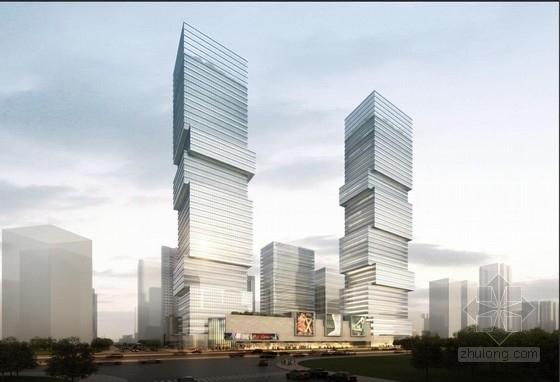 [佛山]超高层城市综合体建筑设计方案文本(知名地产)