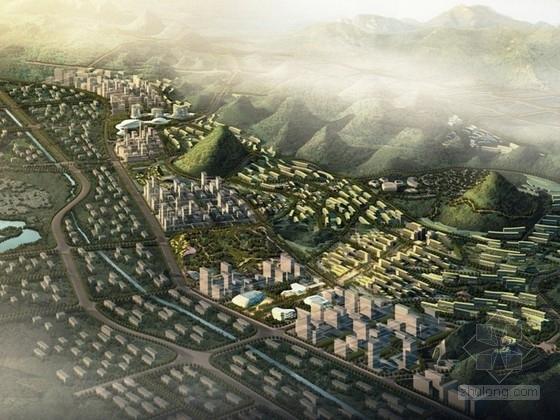 [贵州]城市综合体规划及单体设计方案文本