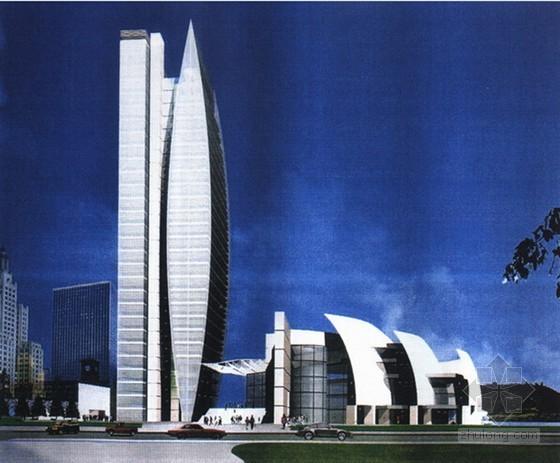 [深圳]框架剪力墙结构超高层电视中心施工组织设计