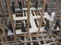 劲性柱十字型钢骨施工工法