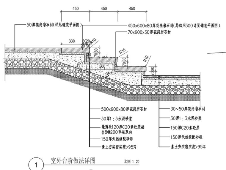 甘肃知名酒店地面、台阶、散水施工方案