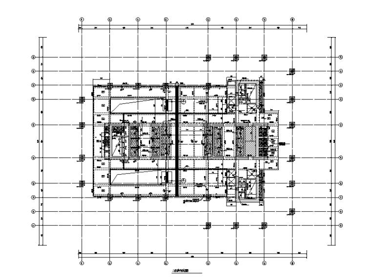 知名地产53层超限超高层框筒结构办公楼结构施工图(2016)