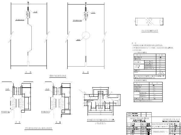 地铁盾构圆形区间隧道复合式衬砌结构图216张(PDF)