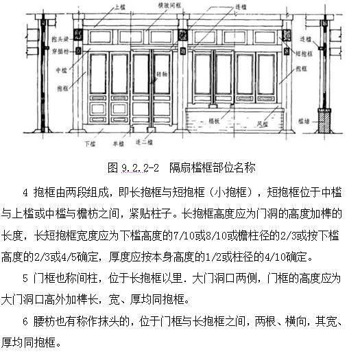 古建筑有规范了!!住建部发布《传统建筑工程技术规范》_117