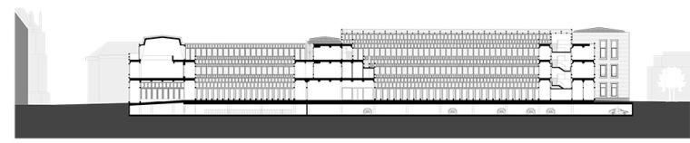 全新代芬特尔市综合体建筑立面图 (24)