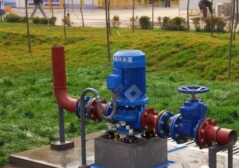做一个优质的泵房管道工程