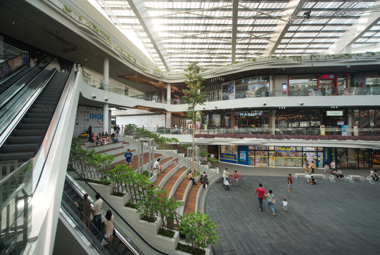泰国Megabangna山谷购物中心实景图 (17)