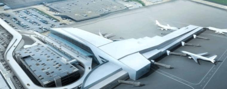 机场航站楼BIM案例