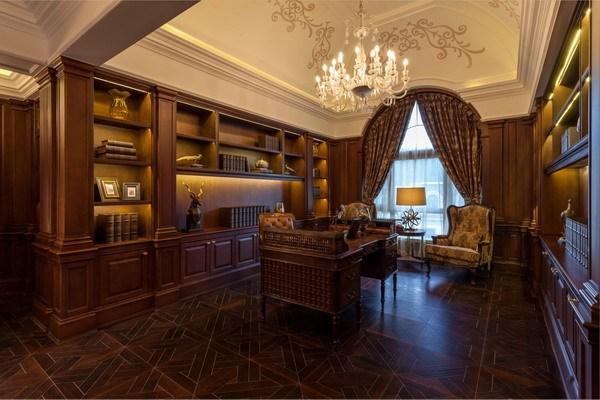 大連歐式別墅設計怎么做? 歐式裝修設計攻略