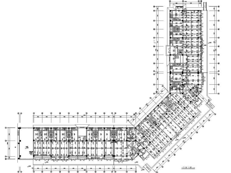 [安徽]多户型豪华别墅商铺办公用楼给排水消防全套施工图316张